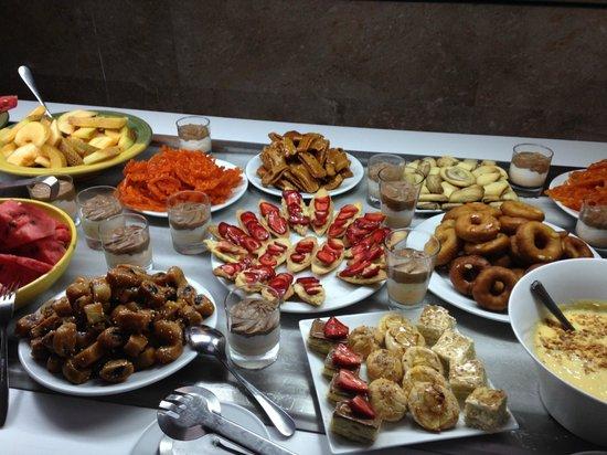 Djerba Holiday Beach : Desserts
