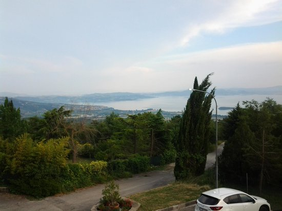 Villa Sensi: JUST AMAZING VIEWS