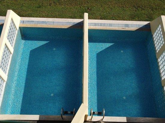 Atrium Palace Thalasso Spa Resort & Villas : view from room