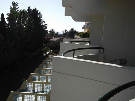 Atrium Palace Thalasso Spa Resort & Villas : view form room