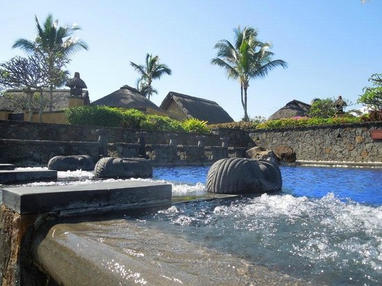 The Oberoi, Mauritius: very nice pool