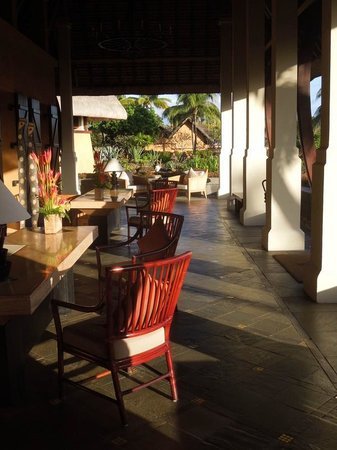 The Oberoi, Mauritius : reception