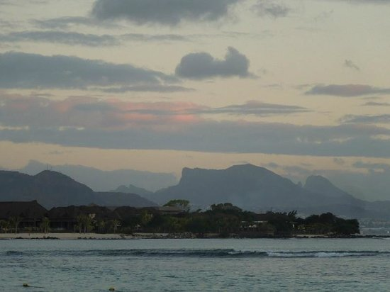 The Oberoi, Mauritius : another lovely day