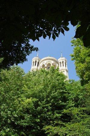 Basilique Notre Dame de Fourviere: .