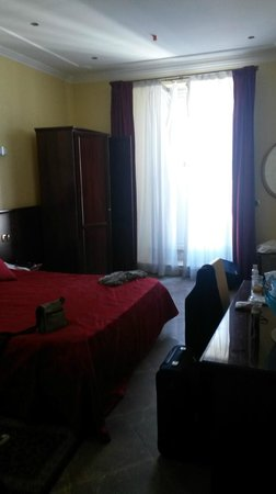 Esposizione Hotel: bedroom
