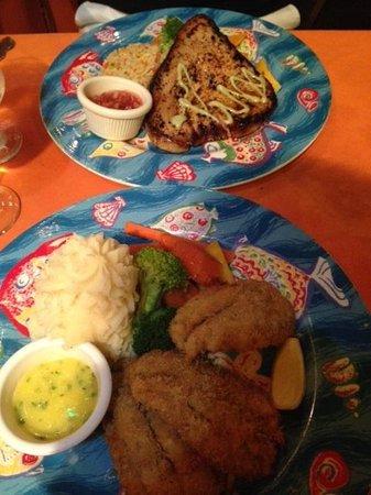 Harlequin Restaurant : dinner : )