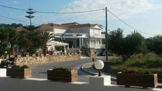 Filoxenia Hotel : Hotel