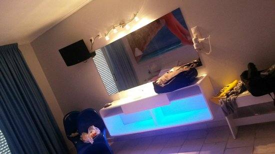 Filoxenia Hotel : Room