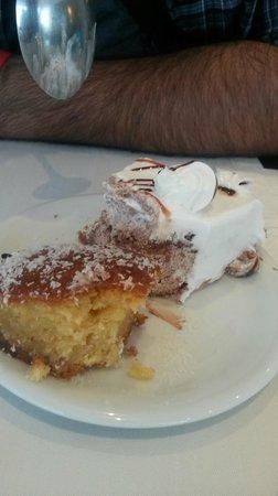 Filoxenia Hotel: Food
