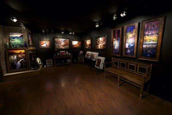 David J West Gallery