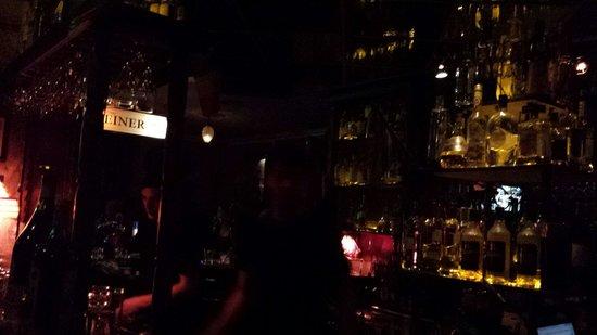 The Temple Bar: Bar