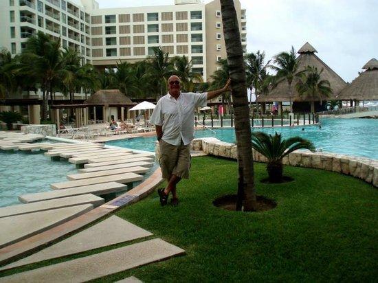 The Westin Lagunamar Ocean Resort: Hotel grounds