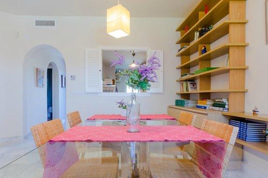 Apartamentos O2 El Puerto: Comedor