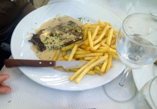 La Gogaille : viandes + frites