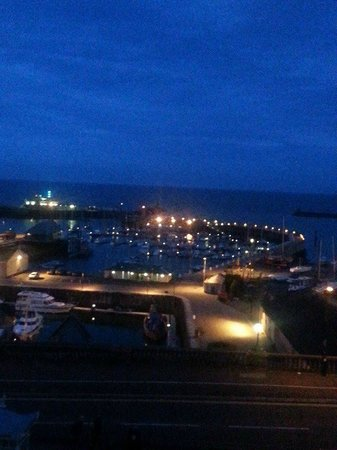 Royal Harbour Hotel: View from room