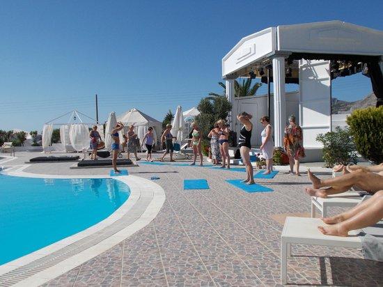 Imperial Med Hotel, Resort & Spa : PISCINA