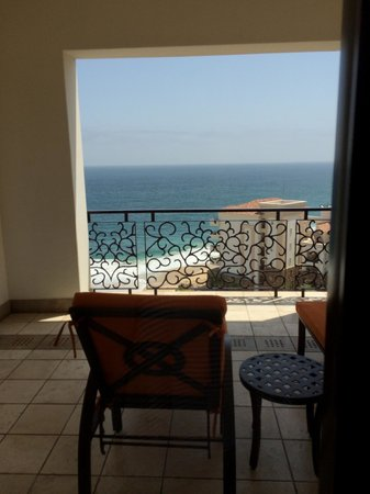 Grand Solmar Land's End Resort & Spa : View from lounge chairs on balcony
