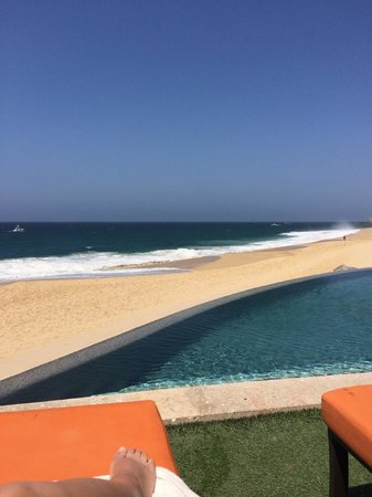 Grand Solmar Land's End Resort & Spa : View from pool