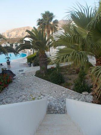 Imperial Med Hotel, Resort & Spa : VISTA PISCINA DALLA CAMERA