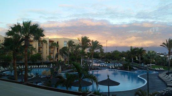Barceló Fuerteventura Thalasso Spa: beautiful scenery