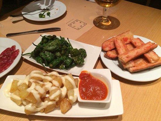 Ciudad Condal: tasty!