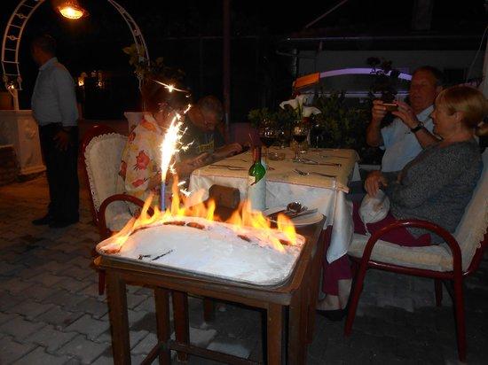 Diyar Paradise: Salt fish