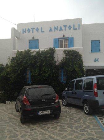 Anatoli Hotel : Foto