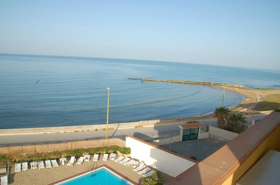 Antica Perla Residence Hotel: view of sea