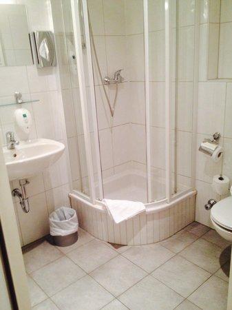 Amedia Express Salzburg City: Neat Washrooms