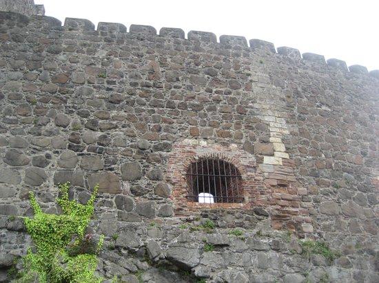 Carrickfergus Castle: Window