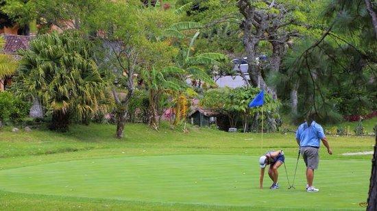 Valle Escondido Resort Golf & Spa : Alrededores  del Hotel