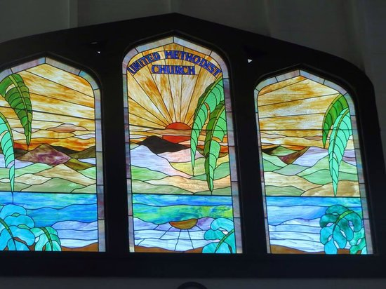 Lahaina United Methodist Church : church