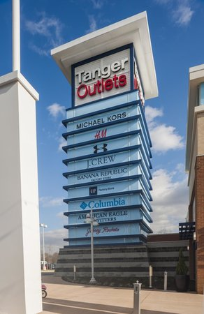 f9bb48d50 A good quick outlet from Washington DC - Tanger Outlets