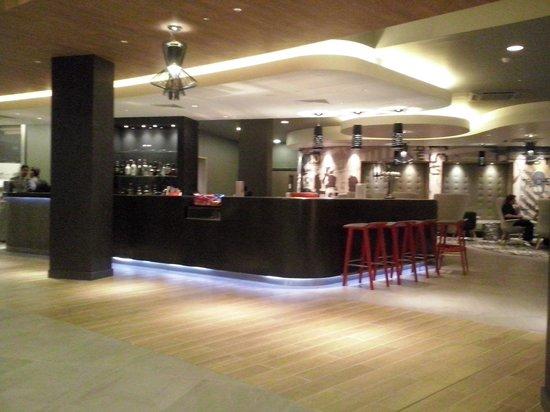 Ibis London Euston St Pancras: Bar