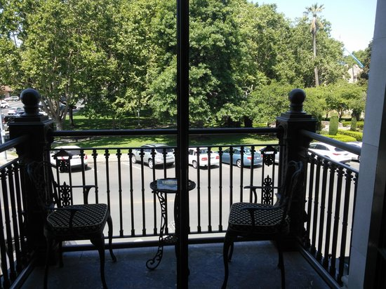 Ledson Hotel: Plaza Room