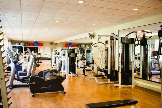 Valle Escondido Resort Golf & Spa: Gimnasio