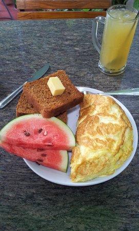 Kashi : Farmers Omelette