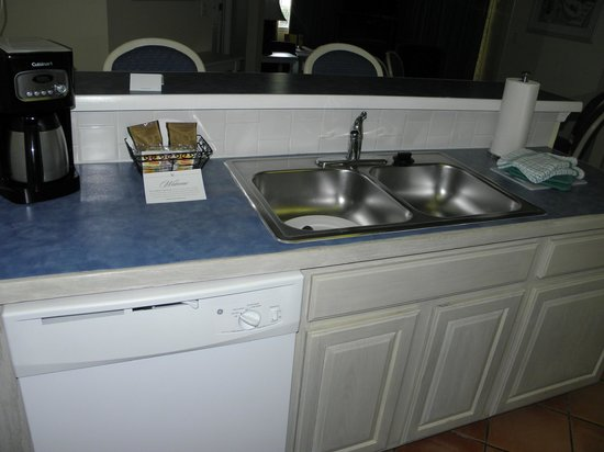 Grande Villas Resort: Kitchen