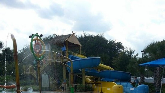 Renaissance Orlando Resort at SeaWorld: Mini Waterpark