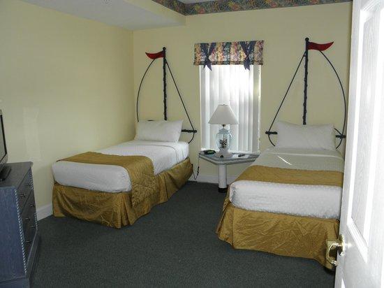 Grande Villas Resort: Second Bedroom