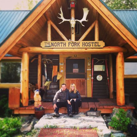 North Fork Hostel and Square Peg Ranch: Our 5 star hotel