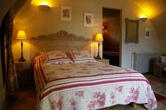 Chambres d'hotes Clos du Mas de Bastide : chambre gabrielle