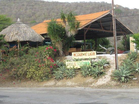Sunscape Curacao Resort Spa & Casino : Restaurant at Lagun