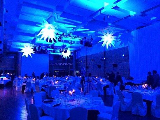 AR Diamante Beach SPA Hotel & Convention Centre: Gran salón