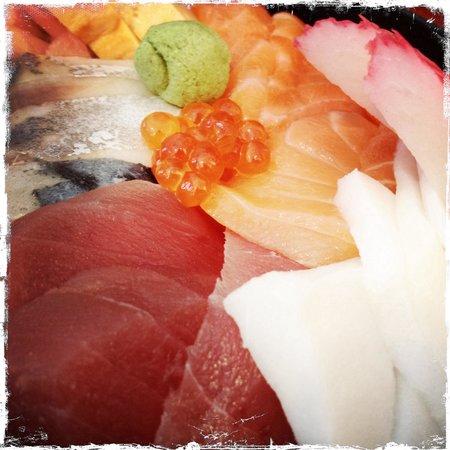 Kojiro : Chirashi sushi