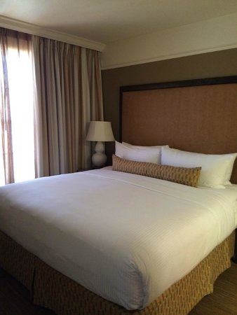 Gainey Suites Hotel: King bed suite