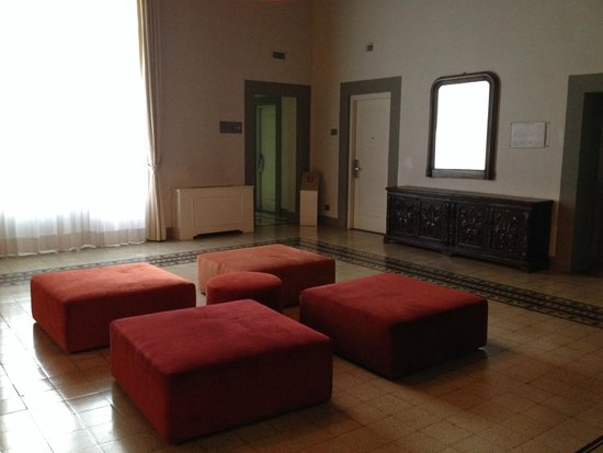 NH Collection Firenze Porta Rossa: Ante Room