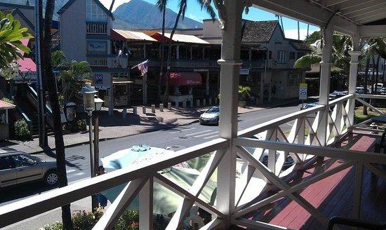 Best Western Pioneer Inn: View from balcony