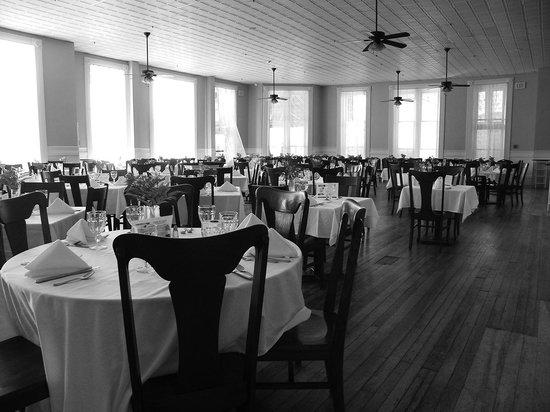 Heirloom Restaurant : Heirloom Dining Room