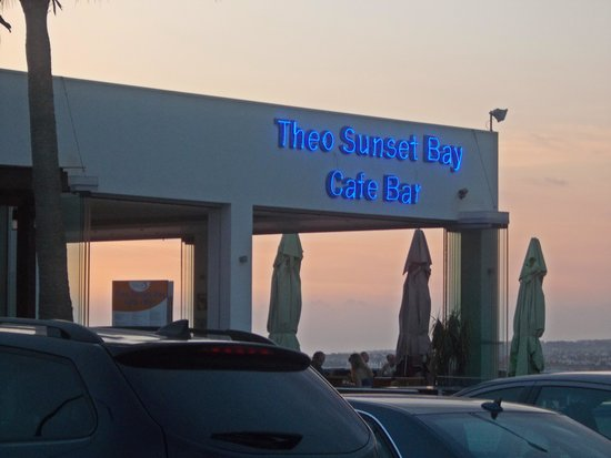 Theo Sunset Bay Holiday Village: Cafe